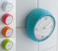 Get a Bathroom Clock and Limit Your Time Spent There ...
