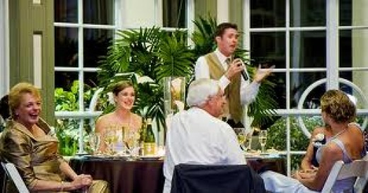 What Happens At A Wedding Reception?