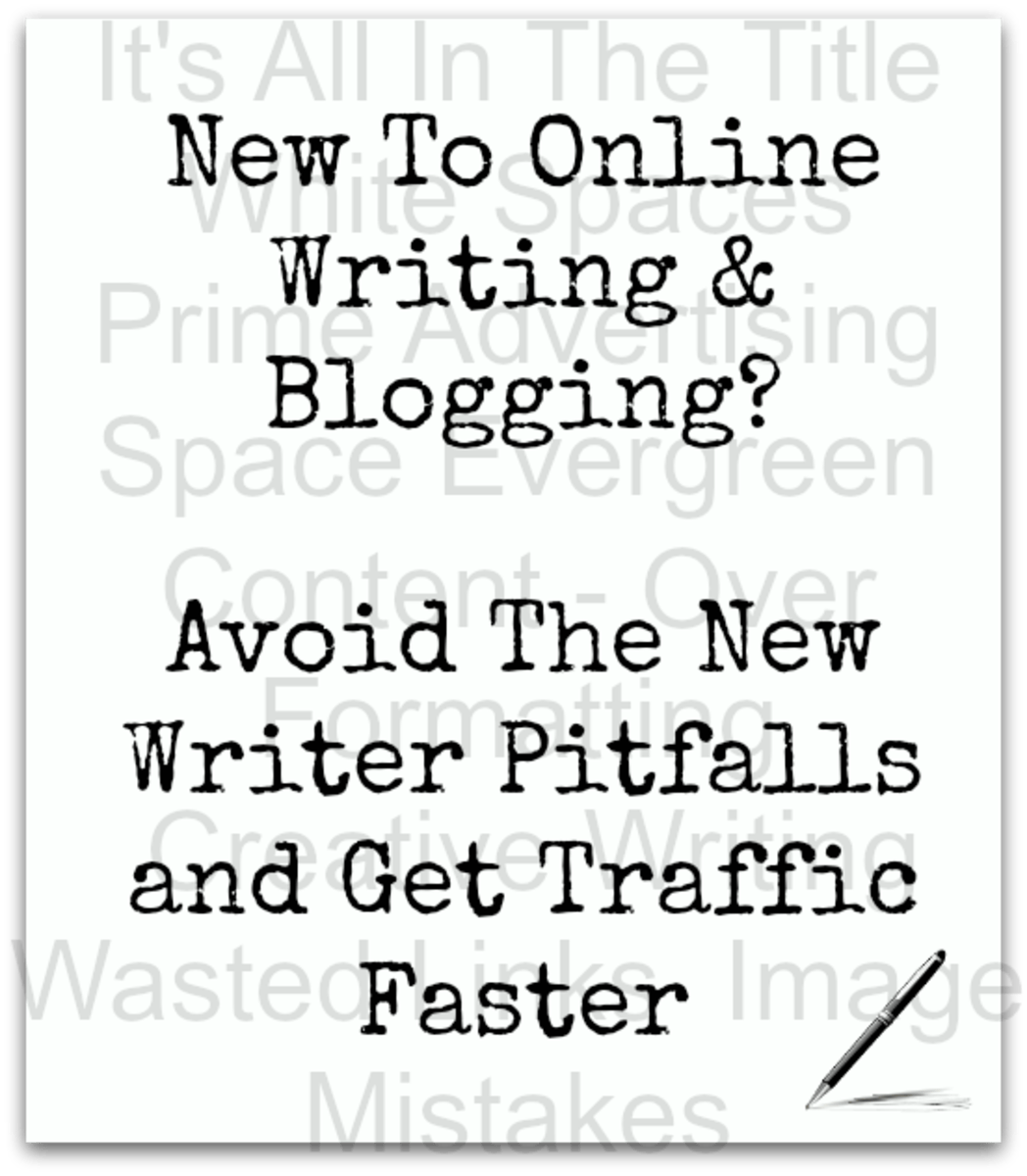 Tips For New Bloggers & Online Writers. Get Traffic
