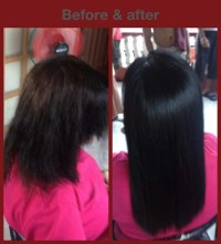 Hair Rebond With Cellophane Treatment - The Best Hair ...