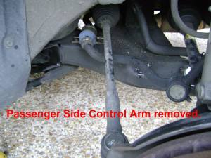 DIY Replacement of Lower Control Arm and Bushings: Toyota | AxleAddict