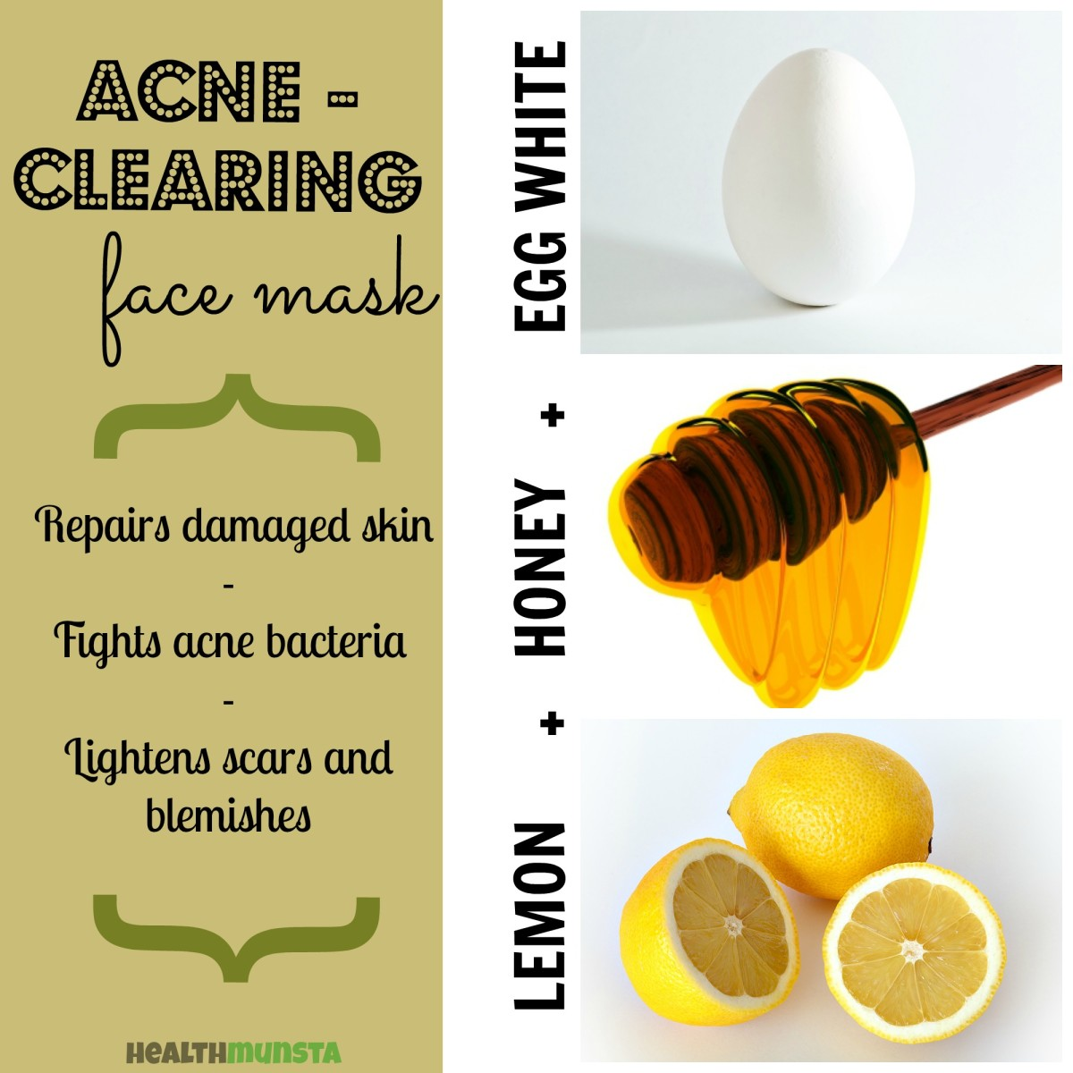 DIY Egg White Face Mask Recipes for Beautiful Skin