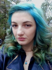 manic panic and raw hair dye
