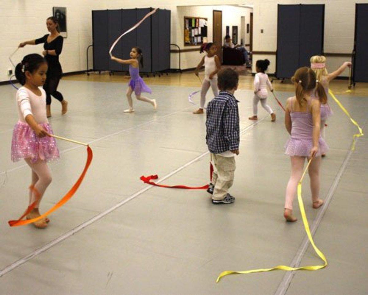 Creative Movement And Dance Lesson Ideas For Preschool