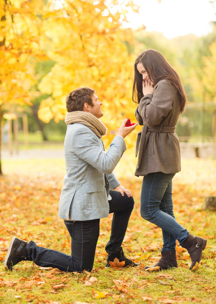 Girl Proposing A Boy Wallpapers Engagement Wishes Ways To Say Congratulations Hubpages