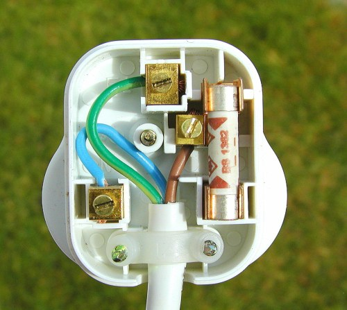 small resolution of 9 easy steps to wiring a plug correctly and safely