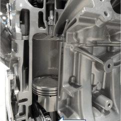 1997 Dodge Dakota Tach Wiring Diagram Stator Diy Auto Service Permanent Magnet And Hall Effect Sensor Diagnosis The Internal Tone Ring For Crankshaft Position Ckt Is Part Of