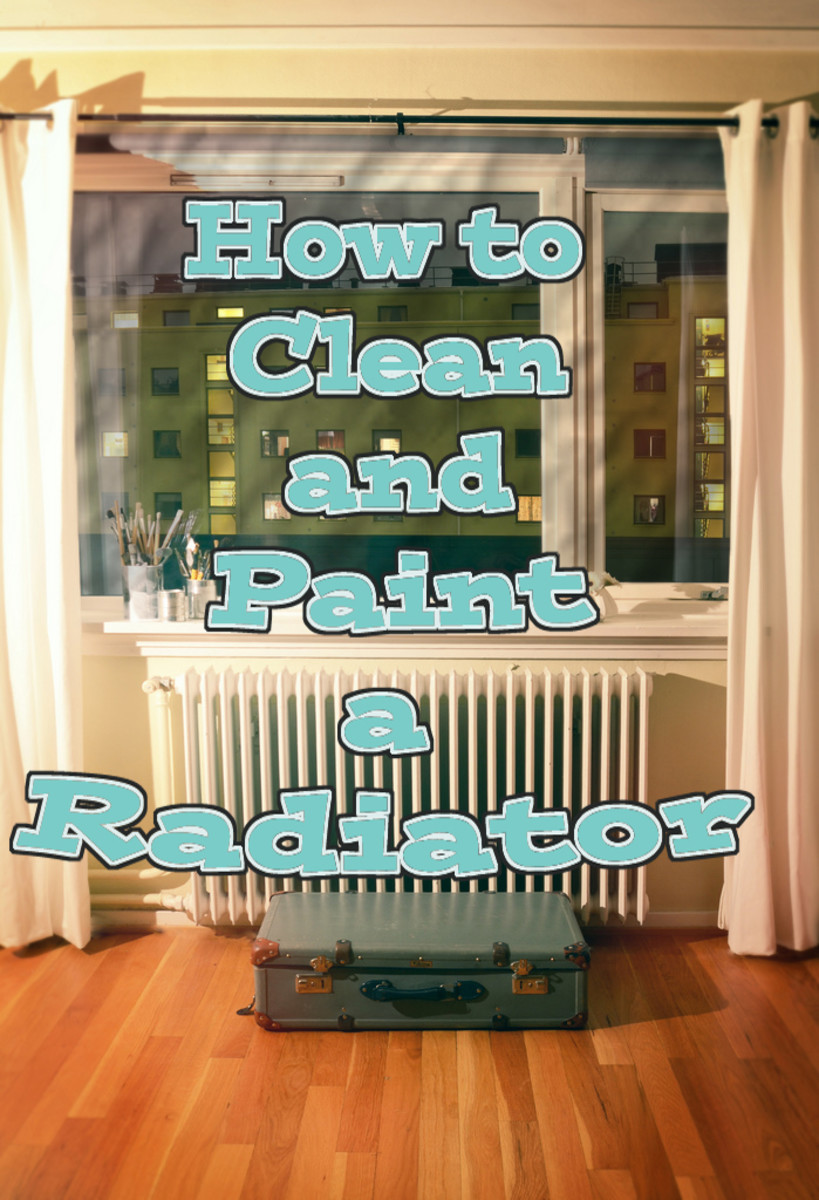 How to Clean and Paint a Radiator  Dengarden