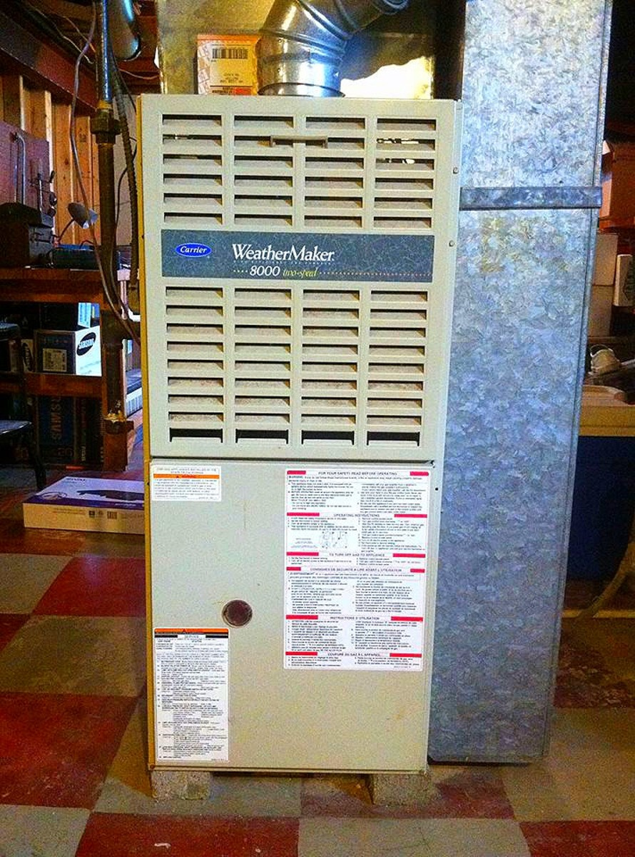 Ac Furnace Blower Motor Wiring Diagram How To Quiet A Noisy Furnace Dengarden