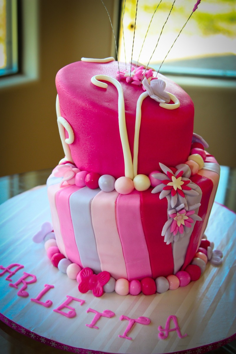 50 Beautiful Birthday Cake Pictures And Ideas For Kids And