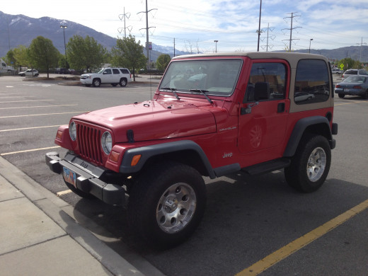Installation Of A Jeep Wrangler Tj 2 Lift Kit On