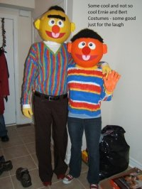 Ernie and Bert Costumes   HubPages
