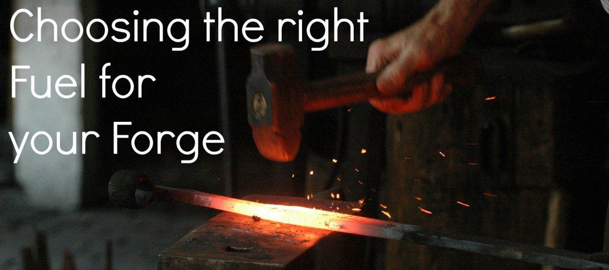 basic blacksmithing coal charcoal