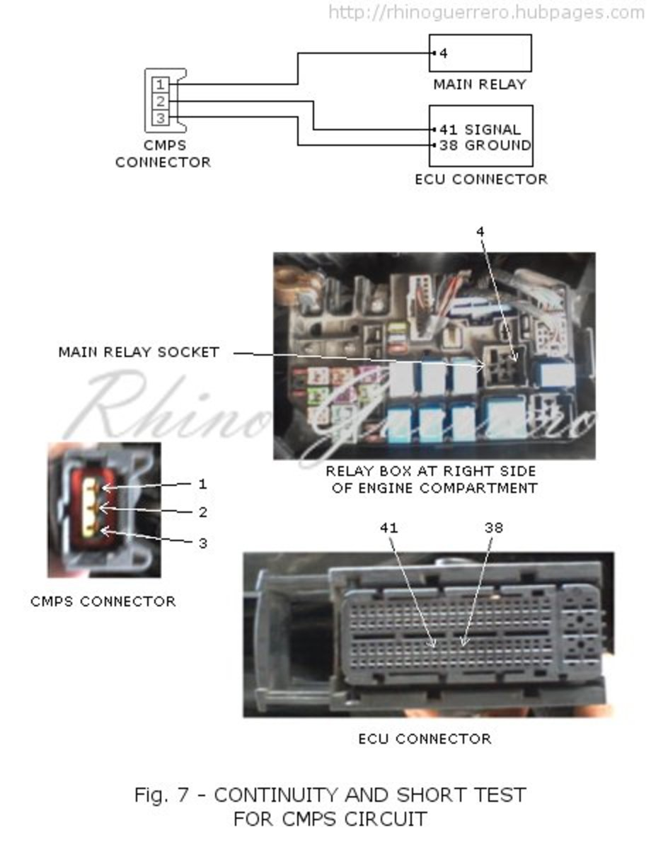 Ford Tps Wiring Diagram Dtc P0340 Camshaft Position Sensor Circuit Malfuction
