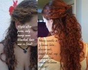 henna hair dye color natural