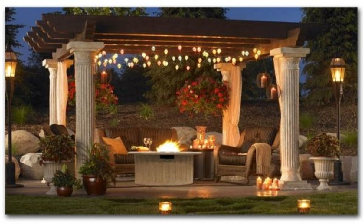 Tuscany Garden Patio Ideas To Create Amazing Outdoor Tuscany