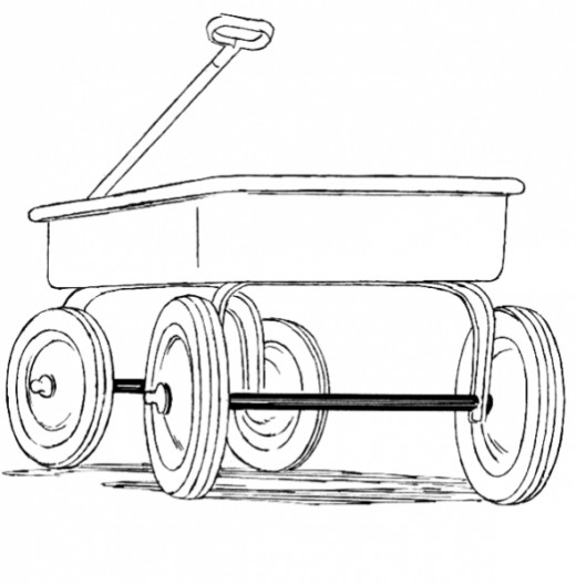 Vehicle Coloring Pages and Sheets