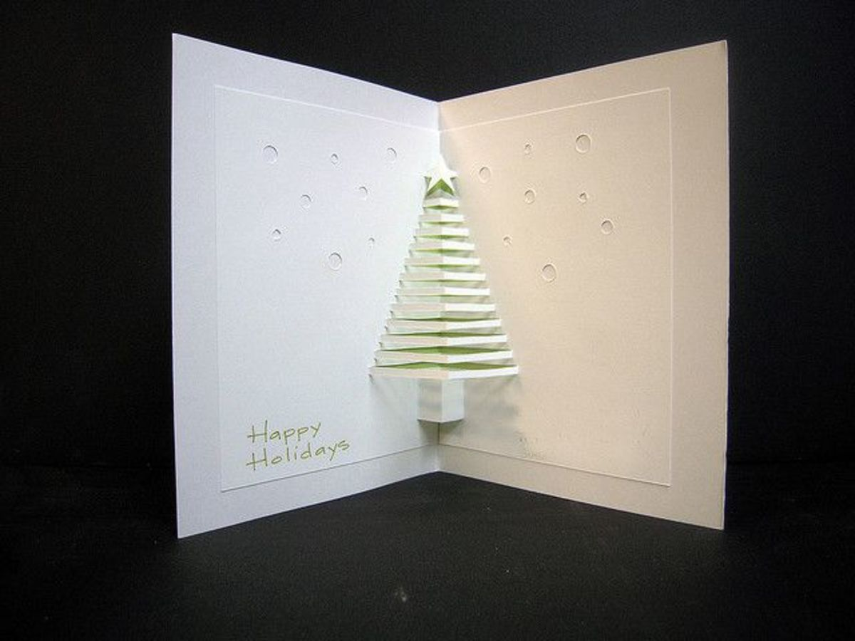 Your Beginners Guide To Making Pop Up Books And Cards