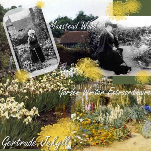 Gertrude Jekyll, famous garden author
