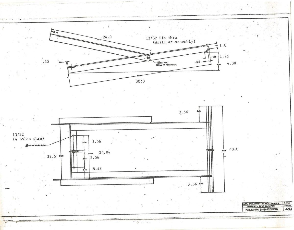 Kelmark GT Kit Car, Including Complete Instructions, Parts