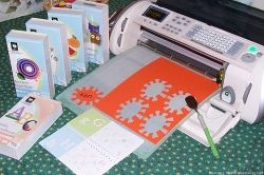 Got My Circuit Personal Electronic Cutter Machine A Year Ago For