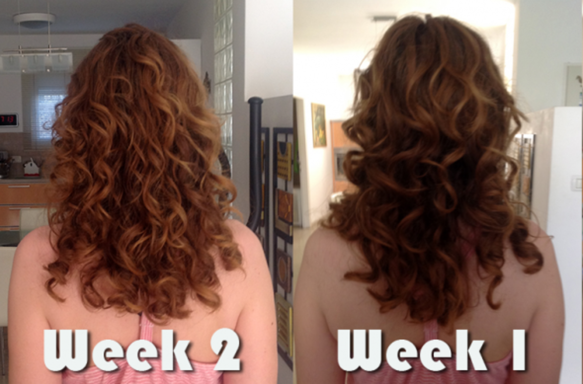 My Experiment With Curly Girl Hair Care Method HubPages