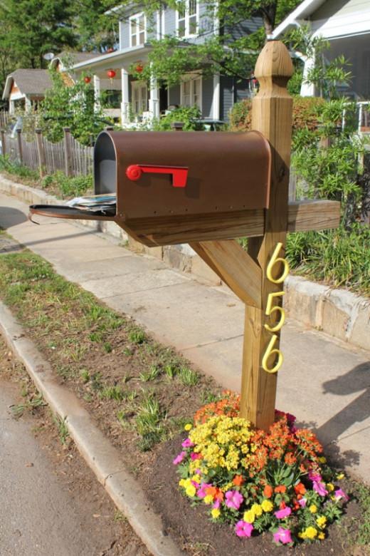 creative mailbox & ideas