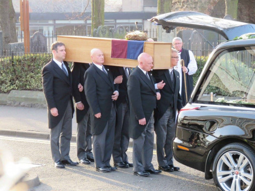 Richard III's Hearse