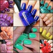 nail polish colors 2015