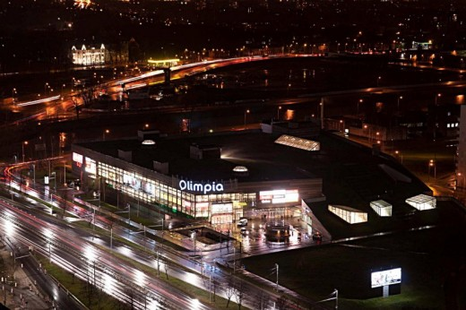Olimpia shopping center