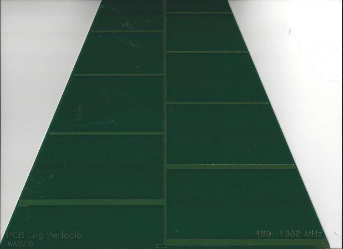 Taconic Material High Frequency Hf Antenna Pcb Printed Circuit Board