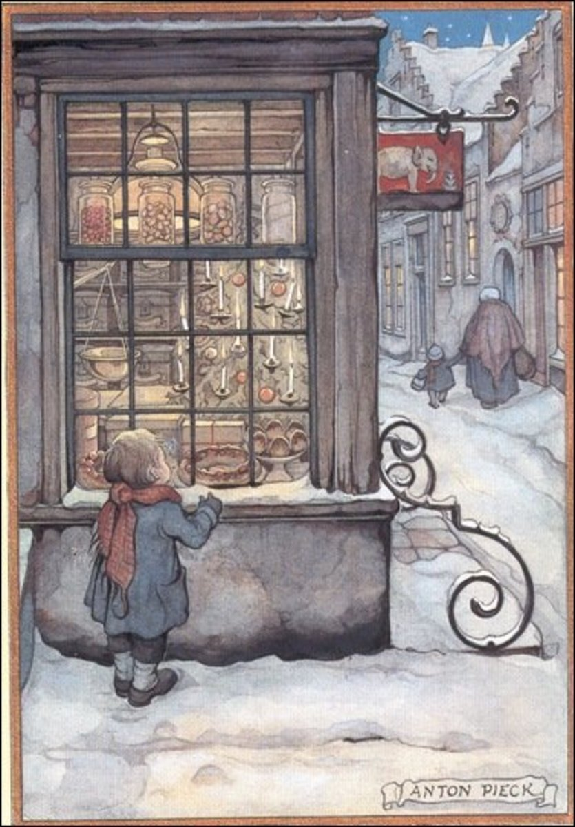 Anton Pieck Underappreciated Dutch Gem