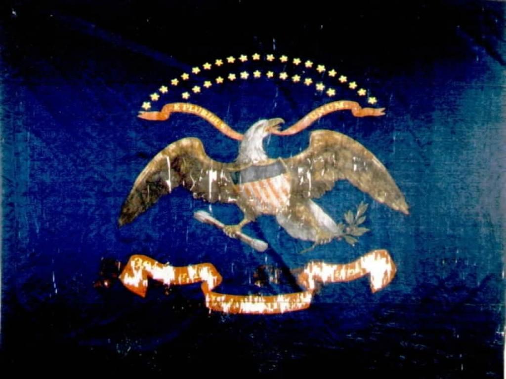 13th Ky Cavalry Csa Flag