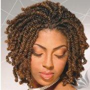 hairstyles natural black hair