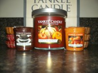 2012 Fall Candle Scents at Yankee Candle