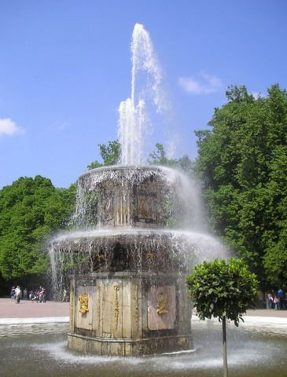 """""""Weep You No More Sad Fountains """" Review Of The"""