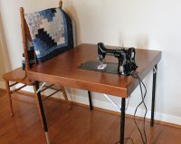 Singer Folding Card Tables | 221 Featherweight | 301 ...