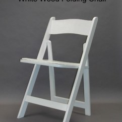 Folding Chair Jokes Affordable Covers Calgary How To Fix Ugly Wedding Chairs Without Going Over Budget Holidappy White Padded Very Popular Available At Almost Every Rental Company