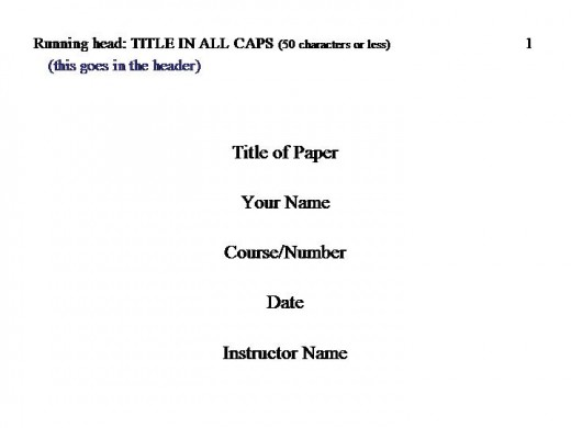 how to format a journal article title in a paper