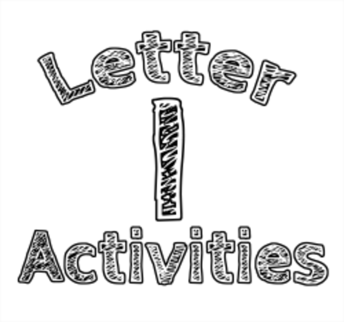 Letter I: Alphabet Activities for Kids