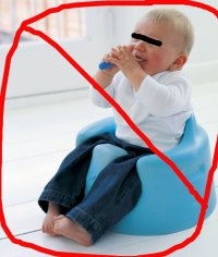 Bumbo Recall - Baby Chair Seat is NOT a Baby Sitter | HubPages