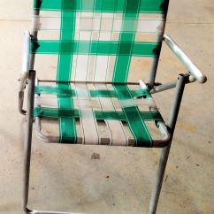 Cheap Lawn Chair Winston Sling Replacement Fabric Rejuvinating Classic Webbed Chairs Hubpages Looking