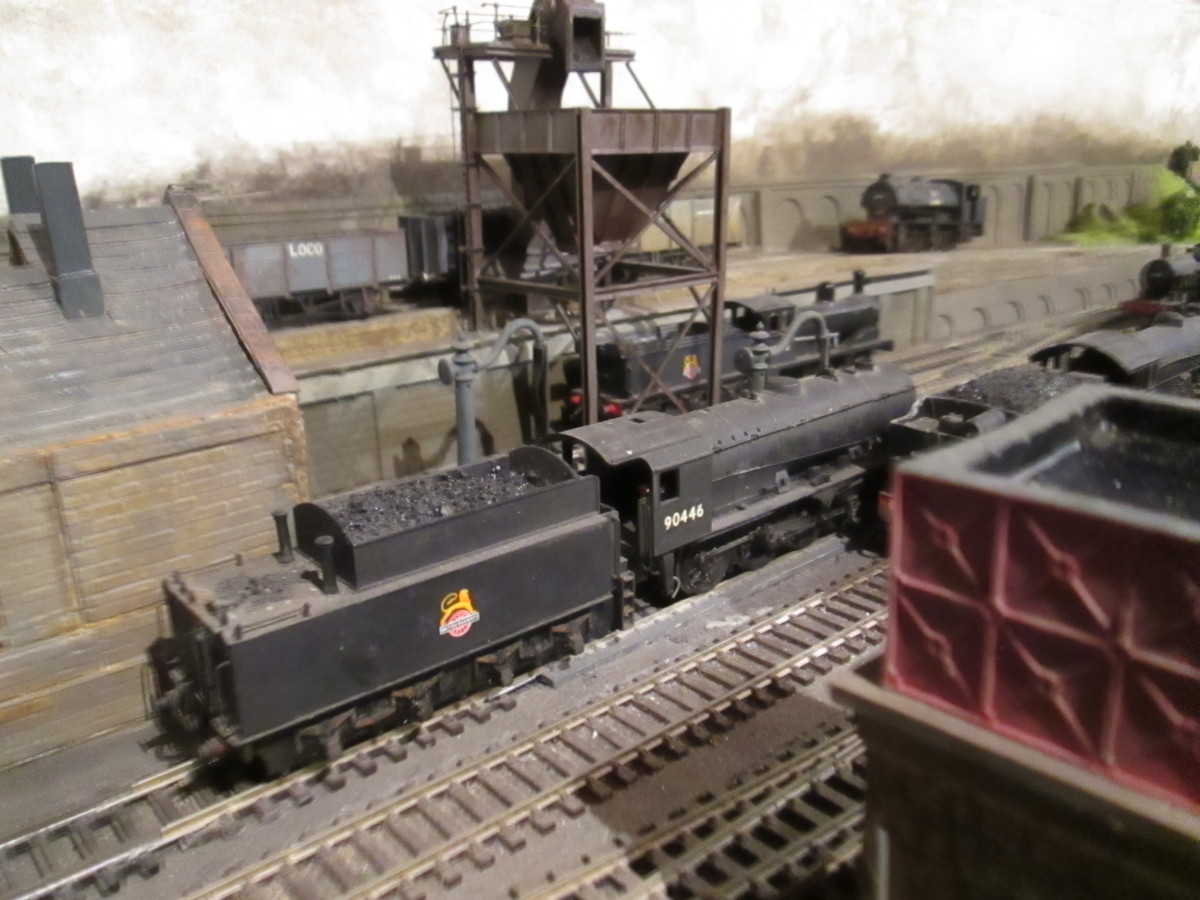 RITES OF PASSAGE FOR A MODEL RAILWAY  19 BUILDINGS