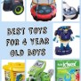 Best Toys For A 4 Year Old Boy Hubpages
