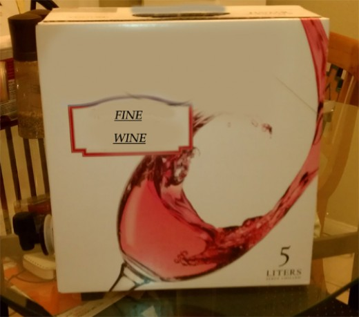 How To Recycle Wine Boxes To Use For Water Storage Hubpages