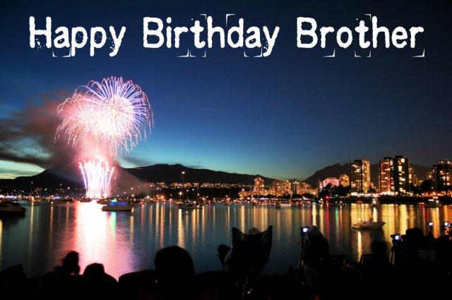 brother happy birthday