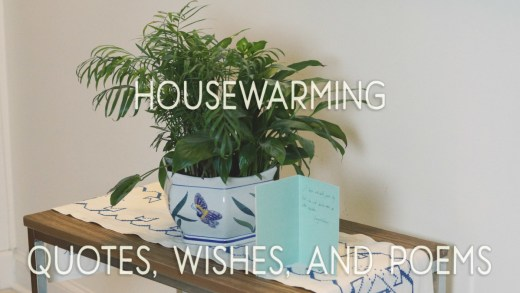 Housewarming Quotes Wishes And Poems