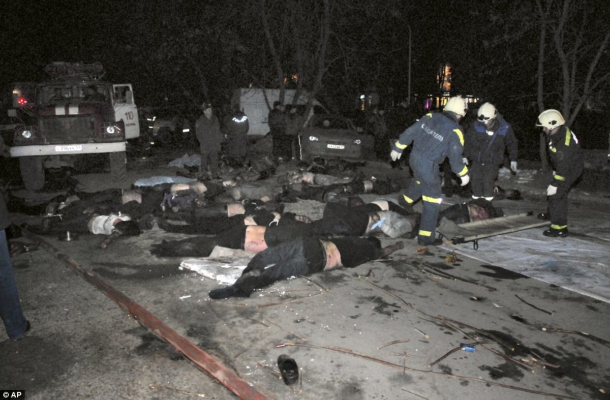 The 10 Worst Nightclub Fires in History  HubPages