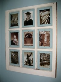 Creative Ways to Repurpose Old Windows Into DIY Picture ...