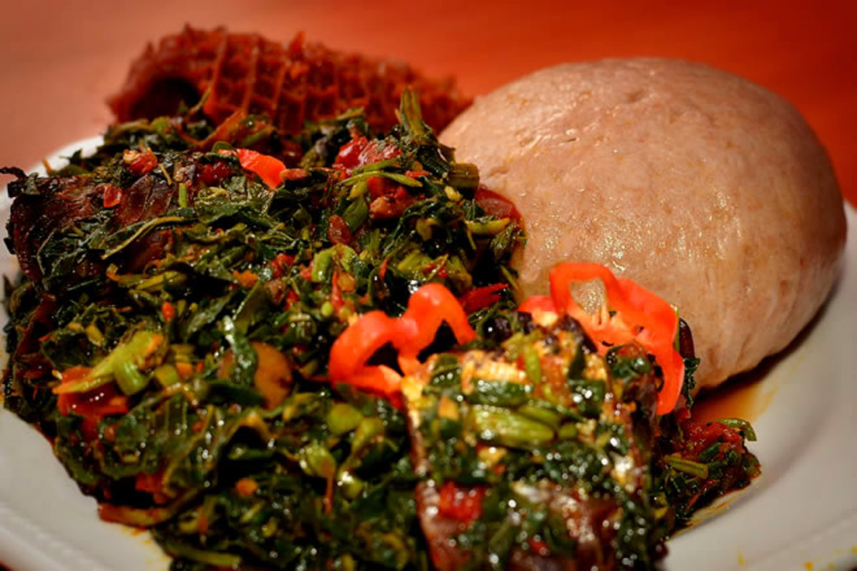 Nigerian Wedding Dishes: How To Choose The Best Dishes For